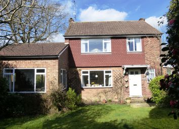 Thumbnail 4 bed detached house for sale in Church Lane, Copthorne, Crawley