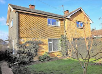 Thumbnail 2 bedroom semi-detached house for sale in Brook Road, Thurnby Lodge