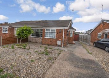 Thumbnail 2 bed semi-detached bungalow for sale in Fulford Crescent, Willerby, East Riding Of Yorkshire