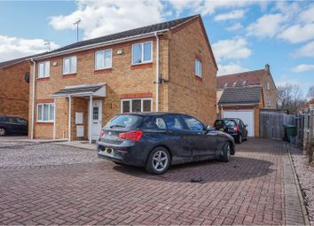 Thumbnail 3 bedroom semi-detached house for sale in Lyvelly Gardens, Peterborough