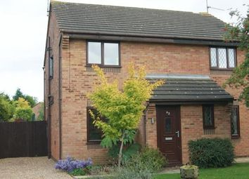 Thumbnail 2 bed semi-detached house for sale in Hounsfield Close, Newark
