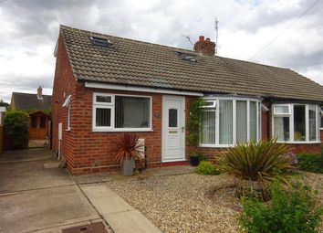 Thumbnail 3 bed semi-detached house for sale in Ash Close, Stockton Lane, York