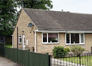 Thumbnail 2 bed bungalow for sale in Pollard Avenue, Gomersal
