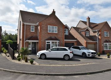 Thumbnail 3 bed detached house for sale in Abbey Park, Louth