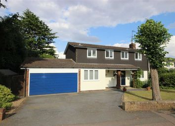 Thumbnail 4 bed detached house for sale in Douglas Road, Harpenden, Hertfordshire