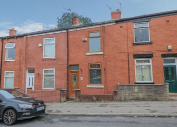 Thumbnail 2 bed terraced house for sale in Rushey Fold Lane, Halliwell, Bolton