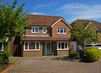 Thumbnail 4 bed detached house for sale in Bateman Grove, Aldershot