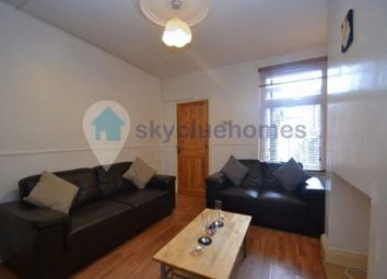 Thumbnail 4 bed terraced house to rent in Western Road, Leicester