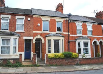 Thumbnail 2 bedroom terraced house for sale in Cecil Road, Kingsthorpe, Northampton