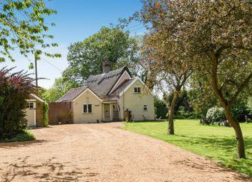 Thumbnail 3 bed cottage for sale in Park Lane, Deopham, Wymondham