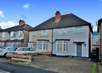 Thumbnail 3 bedroom semi-detached house for sale in Mitchell Road, London