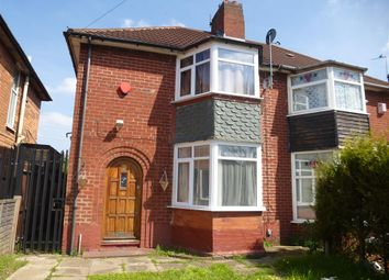 Thumbnail 3 bed semi-detached house to rent in Amberley Grove, Aston, Birmingham