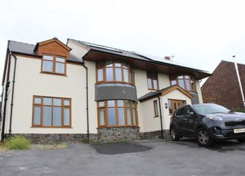 Thumbnail 5 bed detached house for sale in Pentre Banadl, Killay, Swansea
