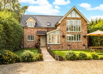 Thumbnail 4 bed detached house for sale in High Street, Arlingham, Gloucester