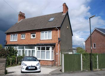 Thumbnail 4 bed semi-detached house for sale in Limes Avenue, Alfreton