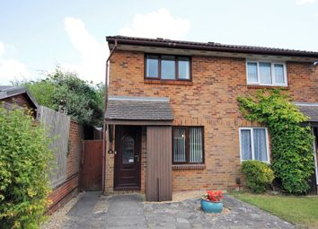 Thumbnail 2 bedroom semi-detached house for sale in Woodrush Crescent, Locks Heath, Southampton