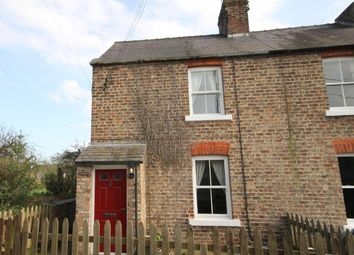 Thumbnail 2 bed end terrace house for sale in Green Lane, Kirby Wiske, Thirsk