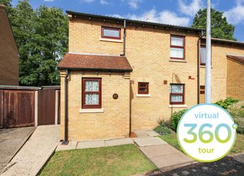 St. Bedes Crescent, Cherry Hinton, Cambridge CB1. 3 bed end terrace house for sale