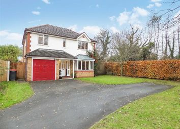 Thumbnail 4 bedroom detached house for sale in Cedarwood Drive, Muxton, Telford, Shropshire