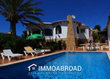 Thumbnail 3 bed villa for sale in Xàbia, Alicante, Spain