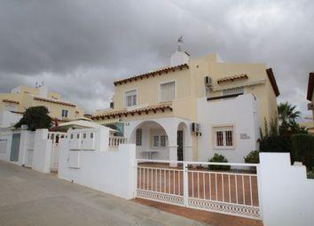 Thumbnail 3 bed town house for sale in Panorama Golf, Villamartin, Costa Blanca, Valencia, Spain