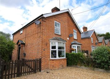 Thumbnail 3 bedroom semi-detached house for sale in Alpha Road, Chobham, Woking, Surrey