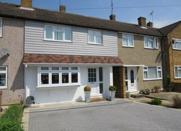 Thumbnail 3 bed terraced house for sale in Orange Tree Close, Tile Kiln, Chelmsford
