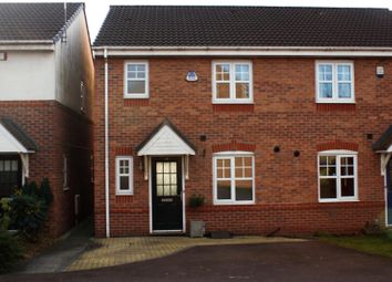 Thumbnail 3 bedroom end terrace house for sale in Townsgate Way, Irlam, Manchester