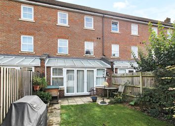 Thumbnail 5 bed town house for sale in Meadow Way, Horley
