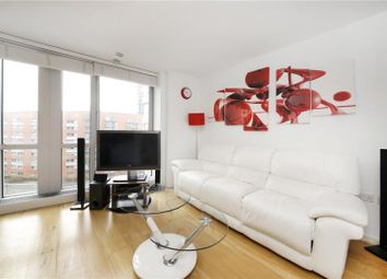 Thumbnail 1 bedroom flat to rent in Ontario Tower, Fairmont Avenue, London