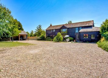 Thumbnail 7 bed barn conversion for sale in Frating Road, Ardleigh