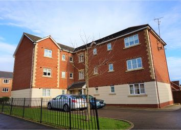 Thumbnail 2 bed flat for sale in Meadowsweet Road, Hartlepool