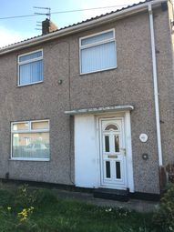 Thumbnail 2 bed semi-detached house to rent in Clynes Road, Eston