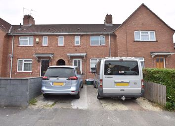 Thumbnail 3 bed terraced house for sale in St Whytes Road, Knowle, Bristol
