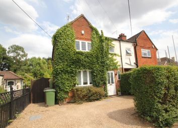 Thumbnail 3 bed semi-detached house to rent in Delta Road, Chobham, Woking