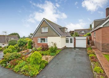 Thumbnail 3 bed detached house for sale in Crowden Crescent, Tiverton