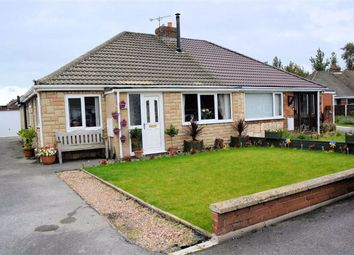 Thumbnail 3 bed semi-detached bungalow for sale in Orchard Way, Selby