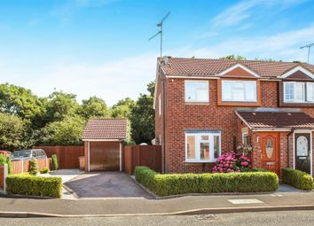 Thumbnail 3 bed semi-detached house for sale in Renoir Place, Springfield, Chelmsford