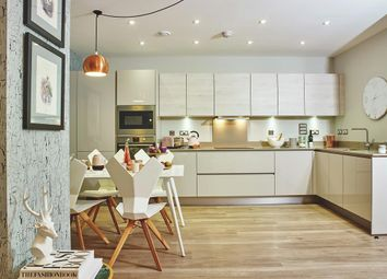 Thumbnail 1 bed flat for sale in Le Mare Terrace, Off St Paul's Way, Bow, London