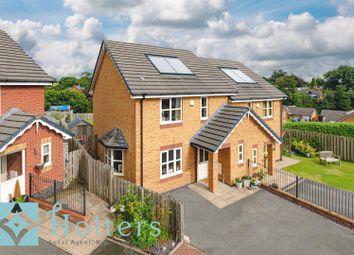 Thumbnail 3 bed semi-detached house for sale in Cae Nant, Newbridge-On-Wye, Llandrindod Wells