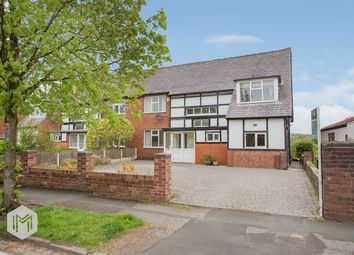 Thumbnail 5 bedroom semi-detached house for sale in Old Kiln Lane, Bolton