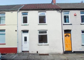 Thumbnail 3 bed terraced house for sale in Cliff Terrace, Treforest, Pontypridd, Mid Glamorgan