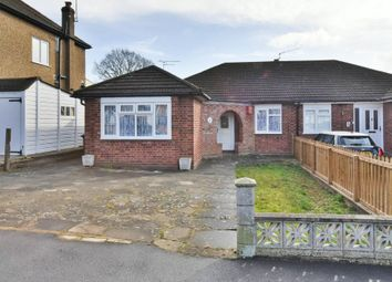 Thumbnail 3 bed semi-detached bungalow for sale in Oaklands Avenue, Brookmans Park, Hatfield