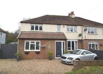 Thumbnail 5 bed semi-detached house for sale in Bradenham Road, West Wycombe, High Wycombe