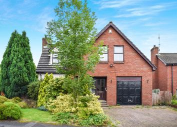 Thumbnail 4 bed detached house for sale in Highfields Court, Lisburn