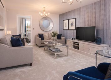 """Thumbnail 4 bed detached house for sale in """"Cambridge"""" at Marsh Lane, Harlow"""