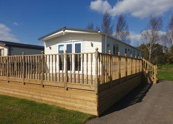 Thumbnail 2 bedroom lodge for sale in Kirkgate, Wisbech