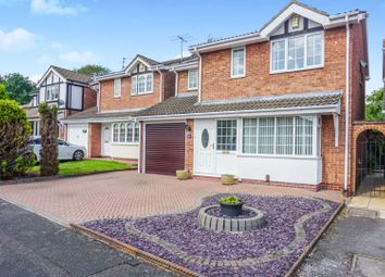 4 bed detached house for sale in Hazelwood Drive, Hucknall NG15