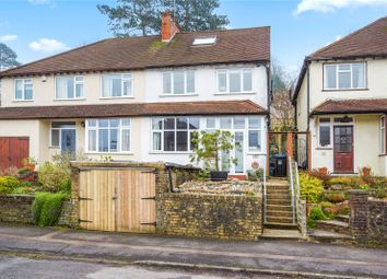 Thumbnail 4 bed semi-detached house for sale in Beechwood Road, Caterham, Surrey