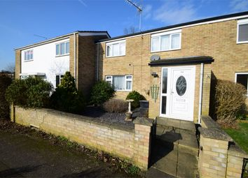 Thumbnail 3 bed terraced house for sale in Torquay Crescent, Old Town, Stevenage, Hertfordshire